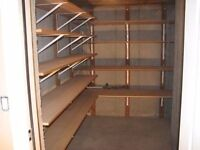 * GROUND FLOOR STORAGE WAREHOUSE ROOM IN EAST LONDON* - for more info 020 3355 0908