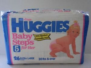 Will pay for older diapers (luvs , huggies , pampers, goodnites)