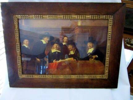 Syndics of the Drapers' Guild Painting