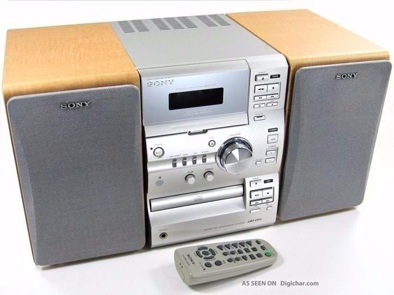 Sony Micro Hifi Component System In Whitburn West