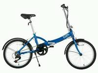 Apollo Tuck Folding Bicycle