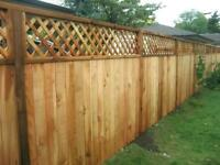 Fencing and Interlocking Services in GTA WEST!