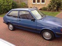 Mk2 Ford Fiesta L in Blue Wanted ASAP