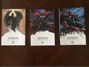 Spawn Graphic Novel collection