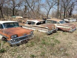 WANTED: 1958-1964 Chevrolet Pontiac Buick Oldsmobile Cars $$$$