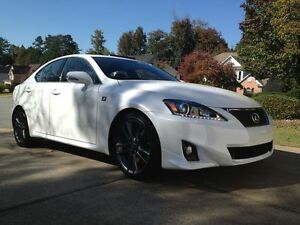 Looking for 2010 to 2013 Lexus IS350 AWD