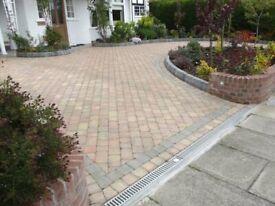Monoblock driveway installations,block paving gardens,driveway installers,sandstone patio designs.