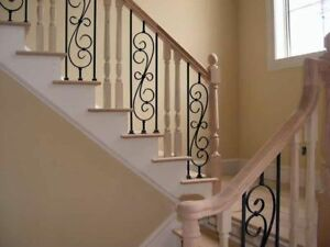 Iron Spindles Great Deals On Home Renovation Materials