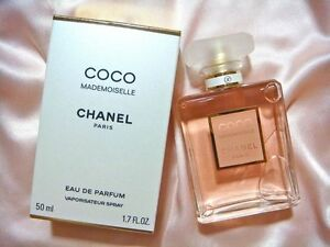 BRAND NEW EAU DE PERFUME BY ''CHANEL COCO  MADEMOISELLE FOR SALE