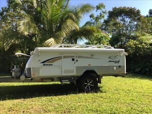 Wonderful 2013 Jayco Swan Outback 301  Camperagent