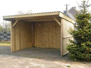 Horse shelter/ any type of building