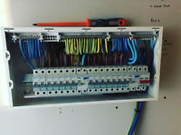 Approved electrician - Fuseboard Installation £250