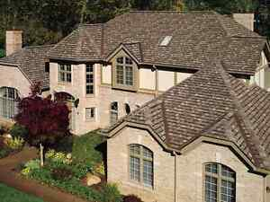 SAVE YOUR MONEY! STEEL OR GAF ROOFING Cambridge Kitchener Area image 1