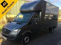 2012 Mercedes-Benz Sprinter 2.1 CDI 313 Luton 2dr LWB Manual Luton