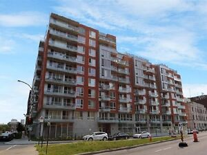 Large 1 bedroom, Griffintown, old port, downtown Montreal