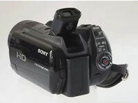 Sony 60gb Full HD 1920x1080 Hard Disk Drive Camcorder with 12x Optical and 150xDigital Zoom