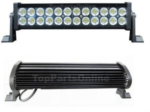"UNIWAY Grande Prairie! LED Light Bar 21""31""Lamp Spot Flood Combo"