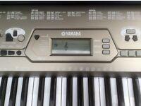 YAMAHA EZ-250i Keyboard