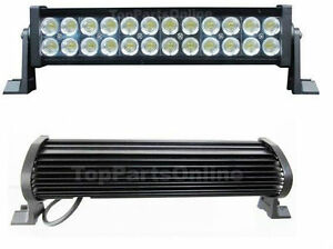 "HOT SALE! 21"" 120W Spot LED LIGHT BAR With Relay Hardness"