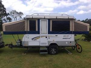 2009 Jayco Eagle Outback Camper Trailer Wauchope Port Macquarie City Preview