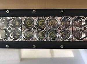 "LED LIGHT CURVED BAR 42"" 240Watt 3D"