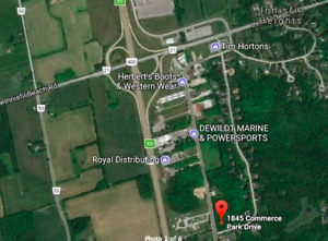 4.1 Acres Vacant Land in Innisfil- Commercial Business Park