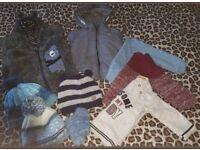 Baby Boys Winter Clothes Bundle
