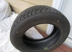 4-NOKIAN 175/65R14 HAKKAPLIITTA WINTER TIRES LIKE NEW