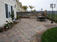 Concrete, Landscaping & Fence Services* 15% off for early spring