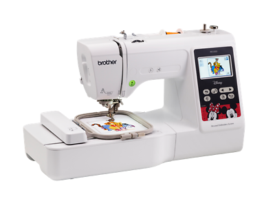 "BROTHER PE550D  PE 550 D 4""x4"" Embroidery  Machine with"