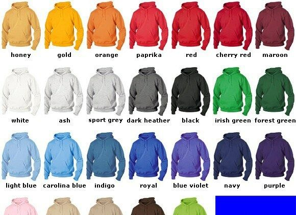 GILDAN Mens Size 2XL-5XL ZIP Heavy Blend Hooded Sweatshirt ...