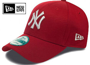 New Era 9Forty League Basic NY Yankees Adjustable Baseball Cap