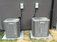 Air Conditioner complete install & Unit ONLY 2999$