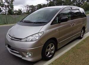 2004 Toyota Estima Tarago 8 SEATS, REVERSE CAM, GREAT CONDITION Algester Brisbane South West Preview