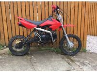 Pitbike looking for offers