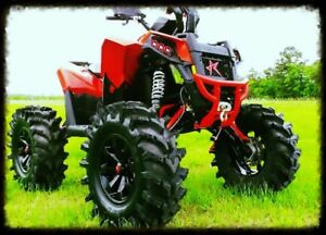 Wanted newer Atv or sxs.