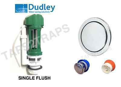 THOMAS DUDLEY CISTERN SINGLE FLUSH KIT FOR VANTAGE MINIFLO CISTERN 313085+314306
