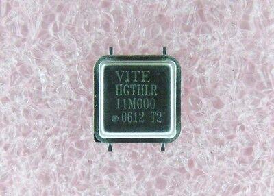 Vectron Crystal Oscillator 11mhz 5v Hgthlr11m000 Smd Gull Wing Qty.4