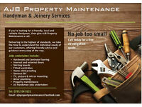 Looking for a local and reliable Handyman?