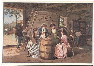 Alte Kunstpostkarte - Good Old Days 171