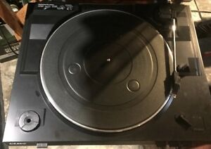 Sony PS-LX250H Turntable, Build-in pre-AMP