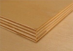 Baltic Birch Plywood 1 PC 1/4 X 12  X 12