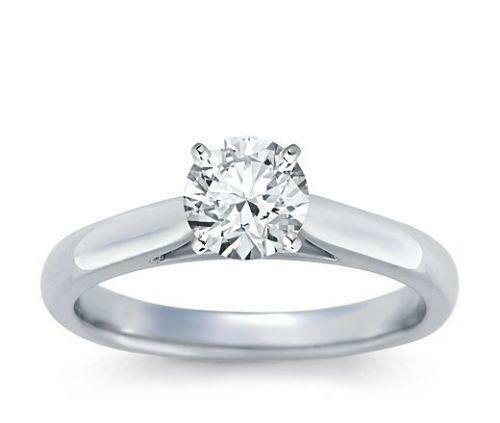 Diamond Engagement Rings Size 4