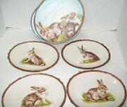 Williams Sonoma Plates