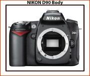 Nikon D90 Body Only