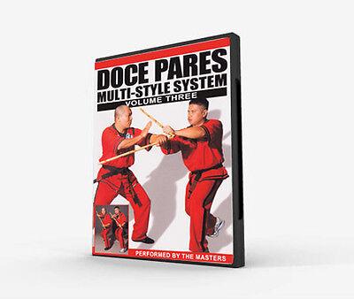 Doce Pares Multi-Style System Volume 3 - DVD Multi-system Dvd