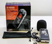 Yamaha Recording