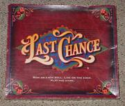 Last Chance Game