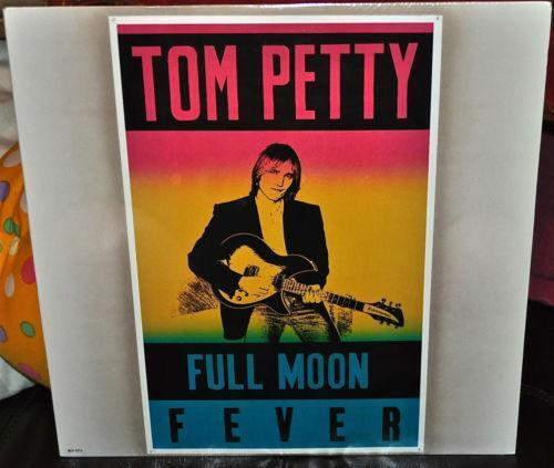 Tom Petty Full Moon Fever Lp Ebay