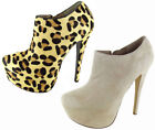 Steve Madden Leather Booties for Women